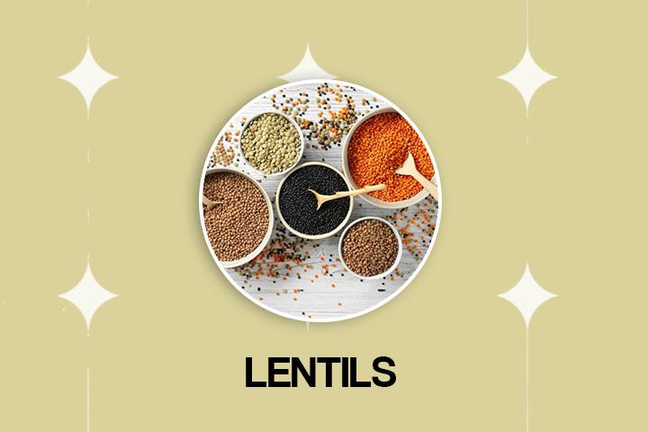 lentils vegan protein