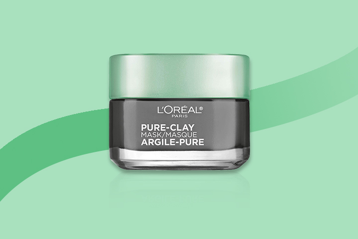 l'oreal paris pure clay mask