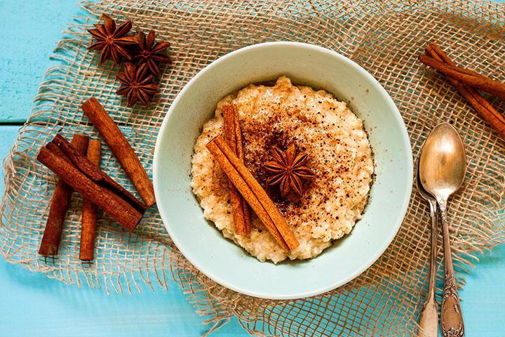 low calorie porridge breakfast