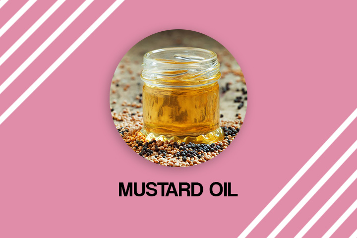 mustard oil for grey hair