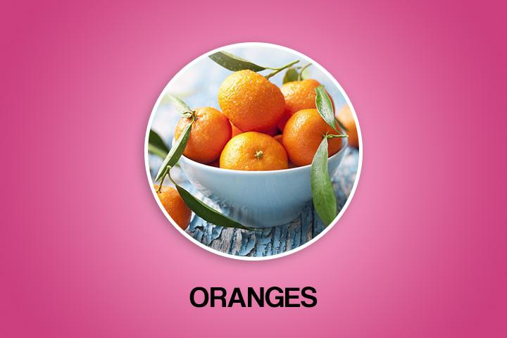 orange for periods