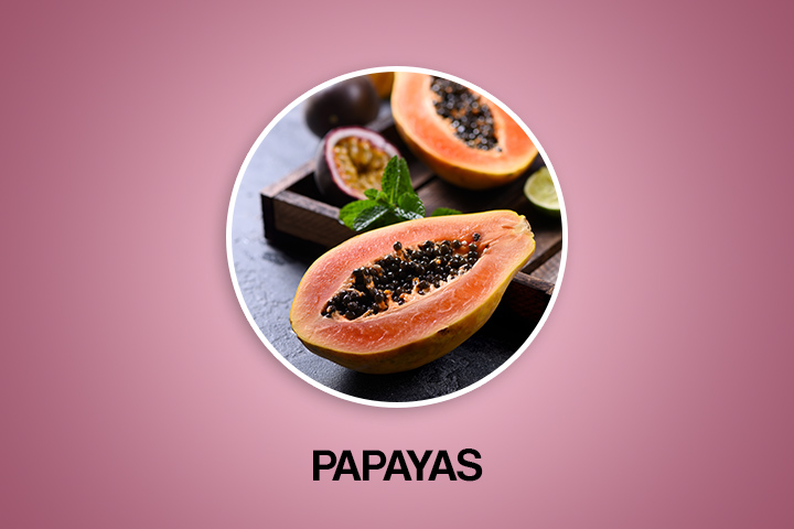papaya for getting periods