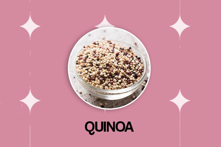 quinoa vegan protein
