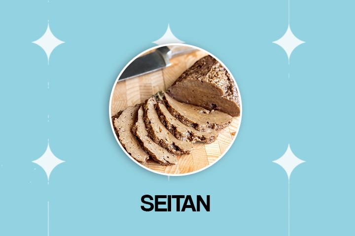 seitan vegan protein