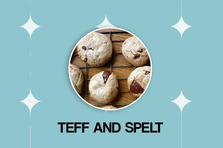 teff spelt bread