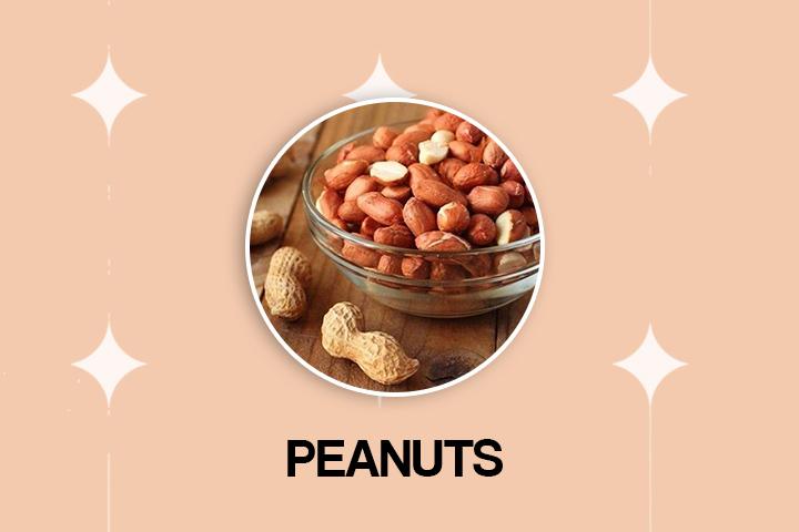 vegan peanut protein