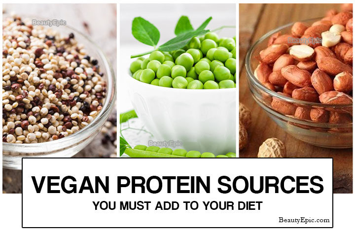 Top 10 Vegan Protein Sources You Must Add to Your Diet