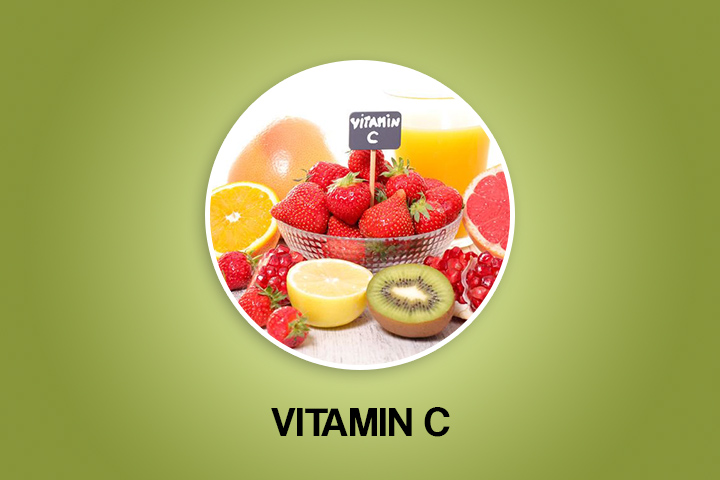 vitamin c for getting periods