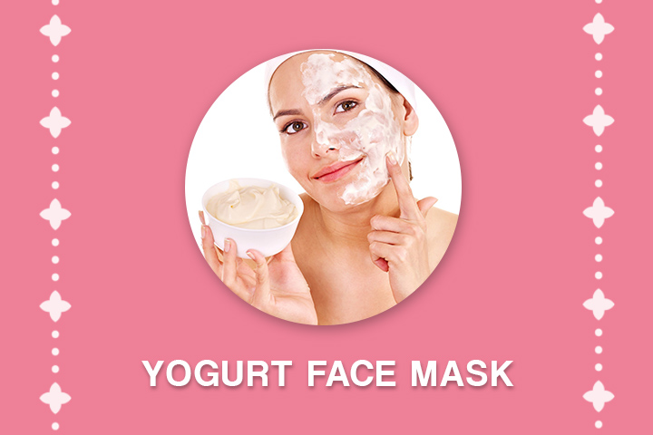 yogurt face mask for acne scars