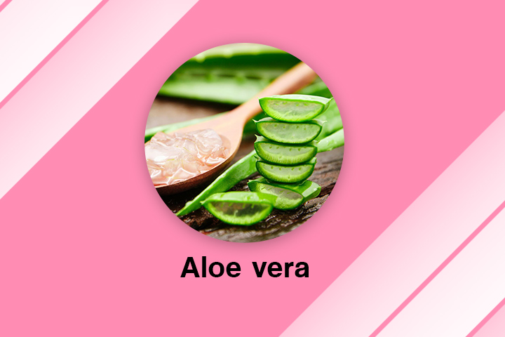 aloe vera for frizzy hair