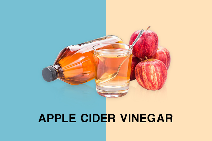 apple cider vinegar for oily hair