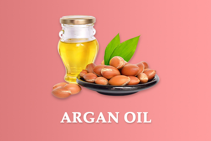 argan oil for damaged hair