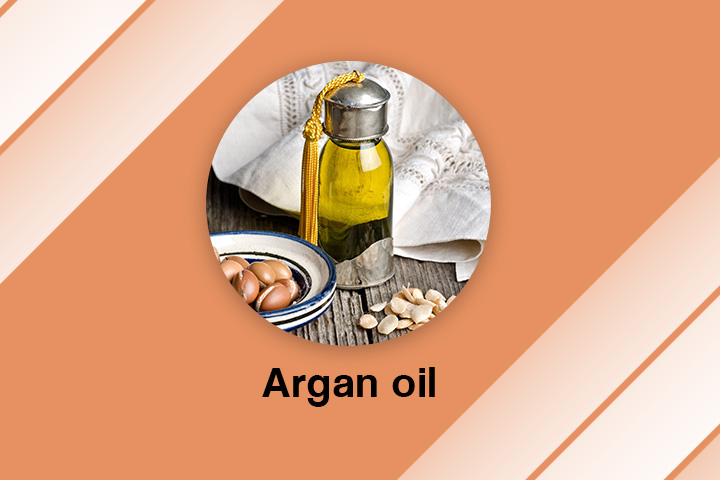 argan oil for frizzy hair