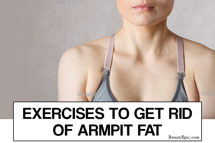 Armpit Fat Exercises: 5 Best Exercises to Reduce Armpit Fat Fast