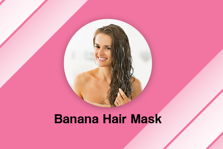 banana hair mask for frizzy hair
