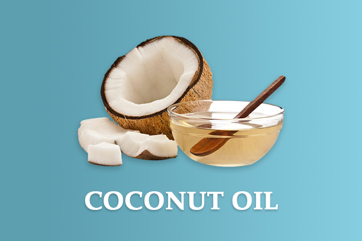 coconut oil for damaged hair