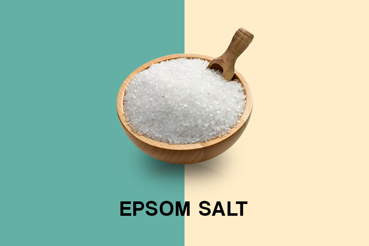 epsom salt for oily hair