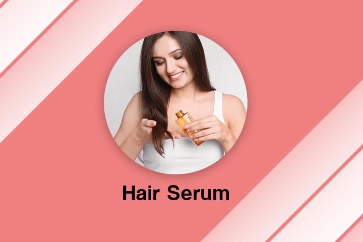 hair serum for frizzy hair