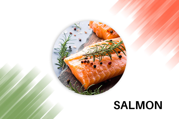 is salmon healthy for your skin