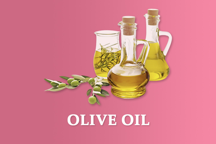 olive oil for damaged hair