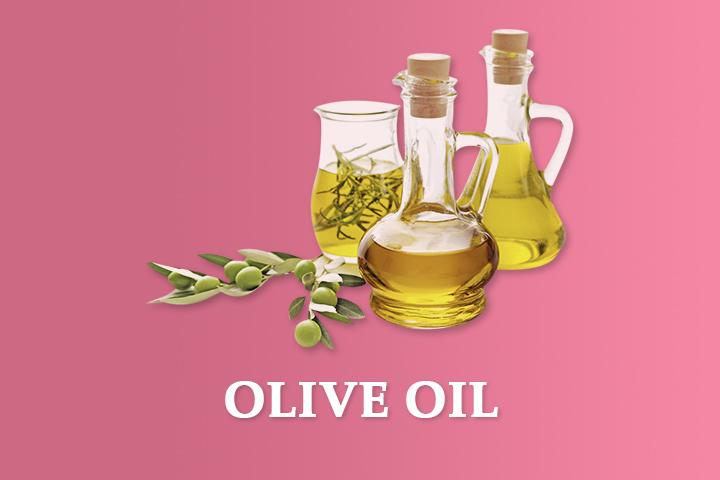 olive oil for damaged hair