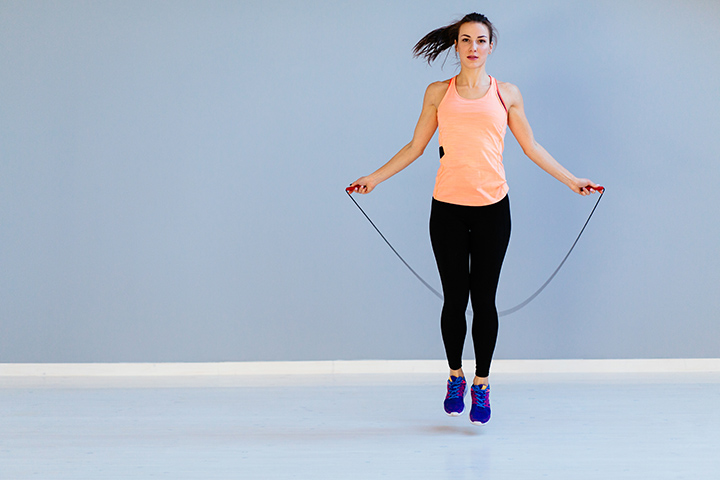 rope jumping for weight loss