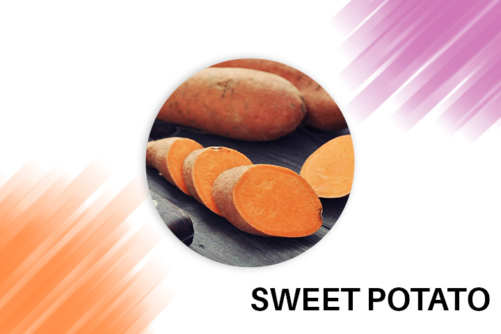 sweet potatoes for healthy skin