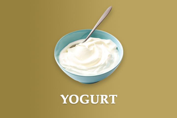 yogurt hair mask for damaged hair