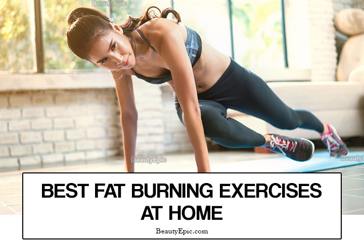 7 Best Fat Burning Workouts You Can Do At Home