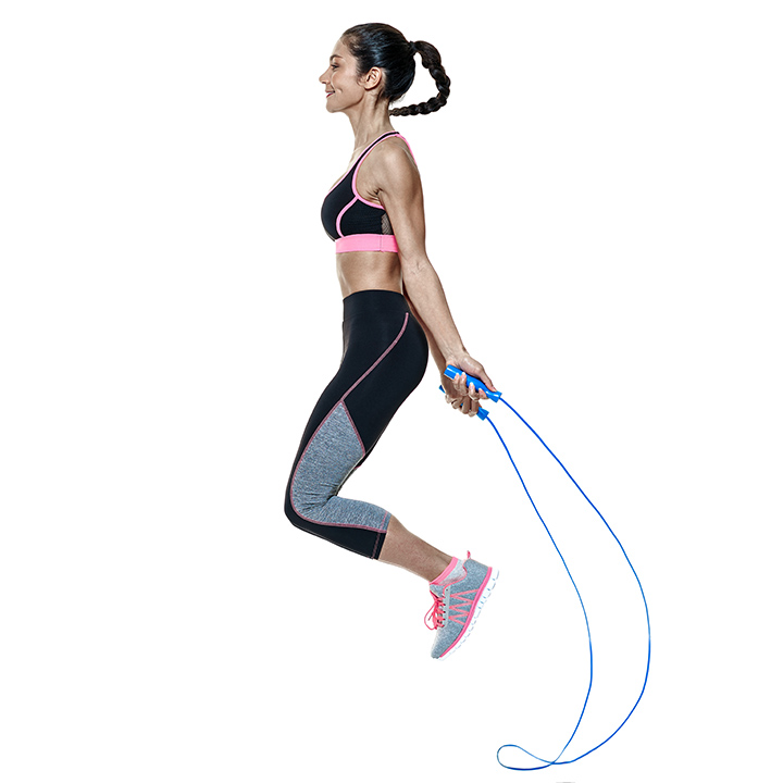 jump rope for calorie burning