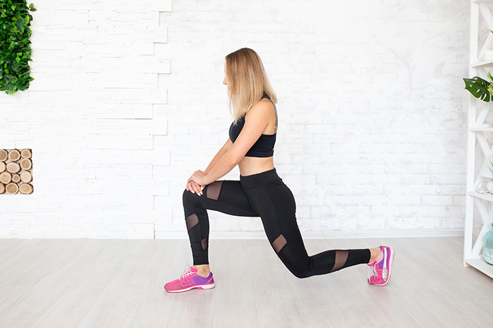 lunges for weight loss