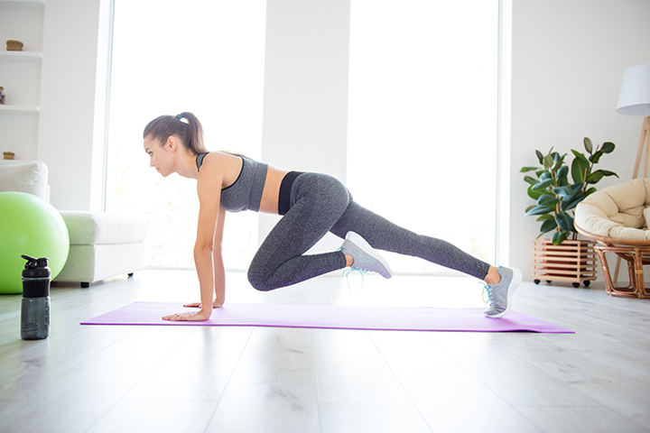 mountain climbers for weight loss