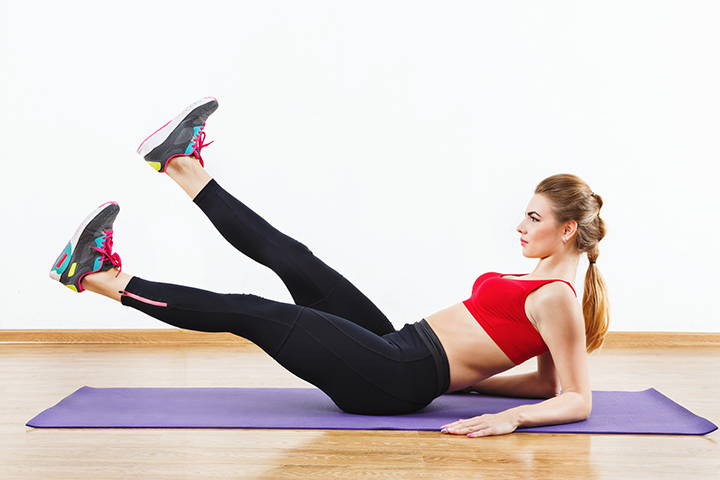 pilates exercises for belly fat