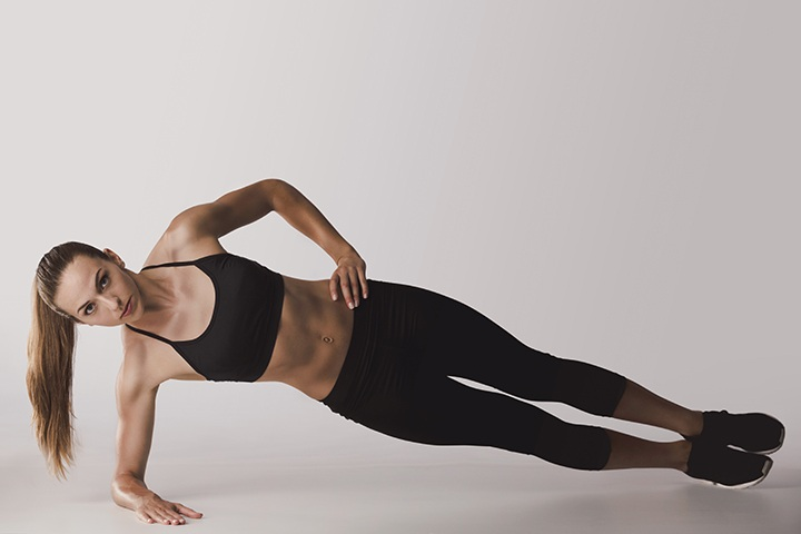 side plank dips for weight loss