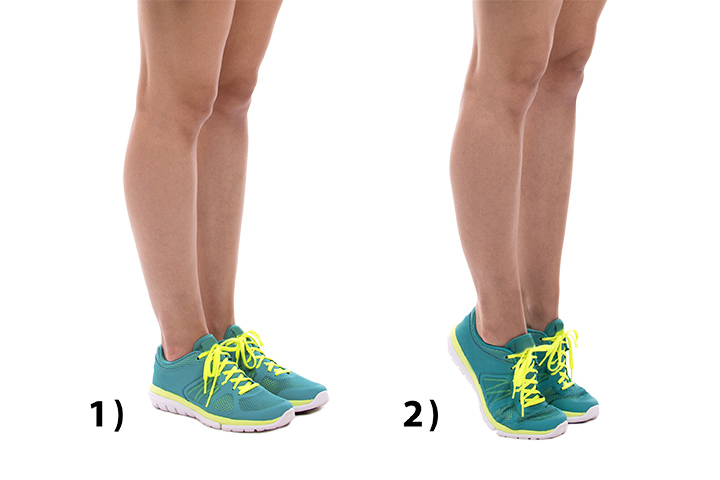 calf raises exercise