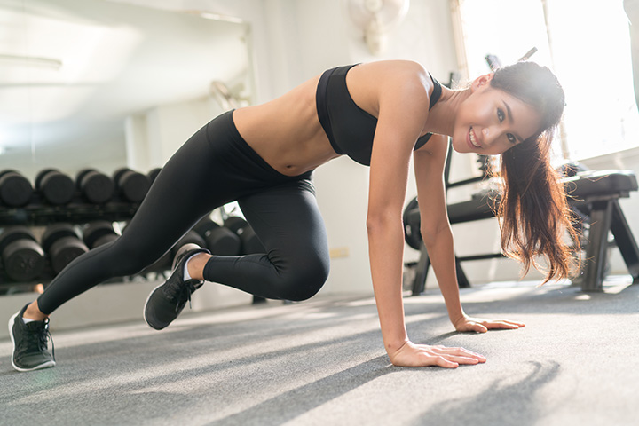 mountain climbers for metabolism