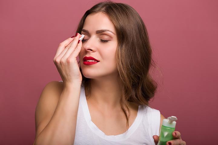Waterproof Mascara Remover