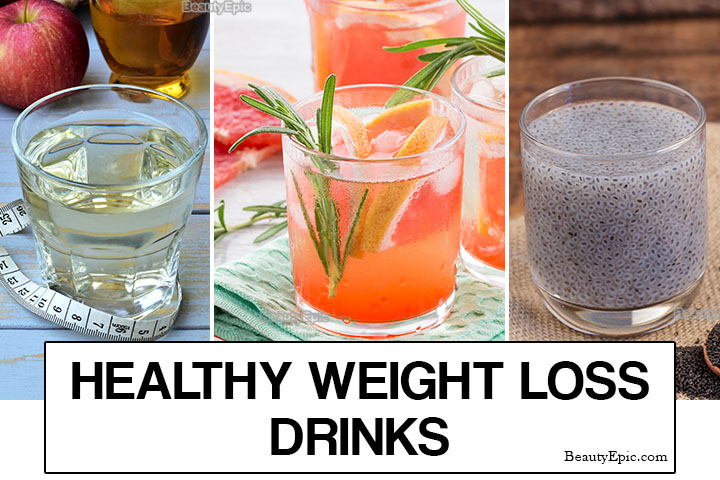 Top 8 Weight Loss Drinks – Healthy Drinks to Lose Weight