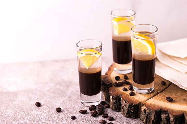 coffee and lemon drink for weight loss