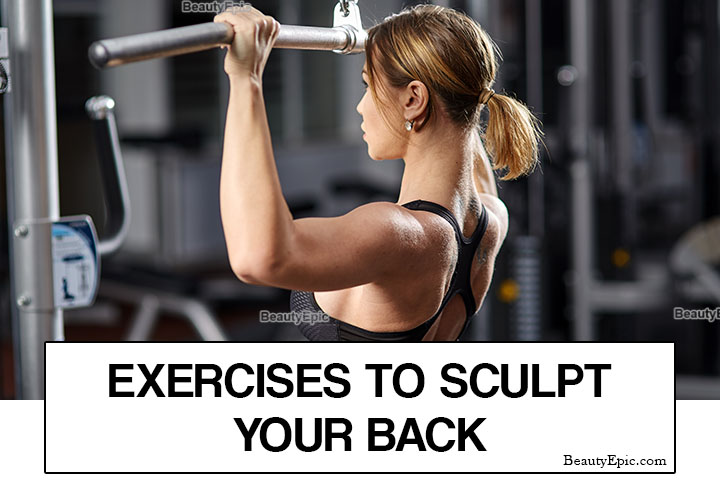 Top 5 Exercises to Sculpt Your Back