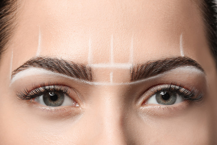 find the perfect brow shape