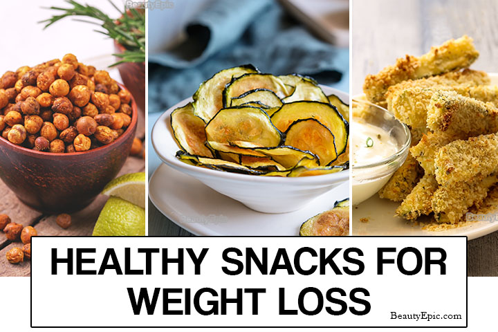 15 Best Healthy Snacks for Weight Loss