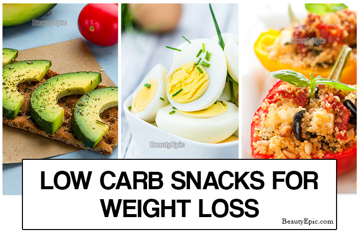 15 Healthy and Delicious Low-Carb Snacks For Weight Loss