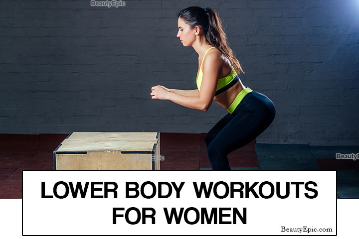 Top 10 Lower-Body Workouts For Women