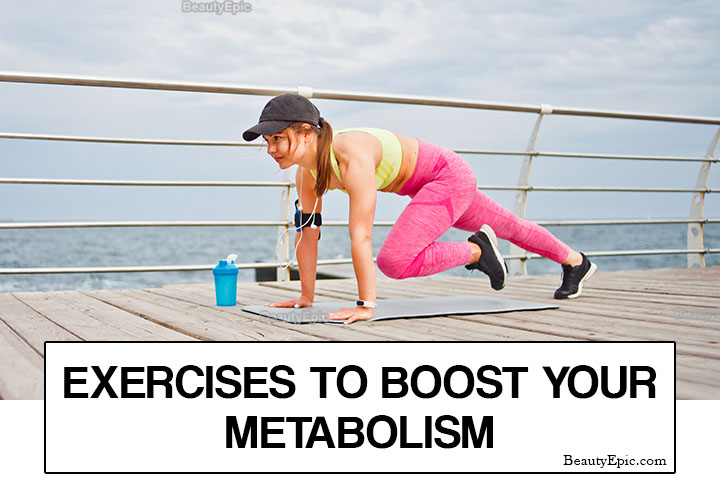 5 Effective Exercises That Boost Your Metabolism