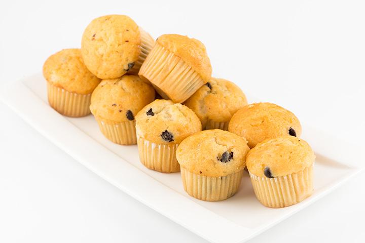 mini muffins weight loss