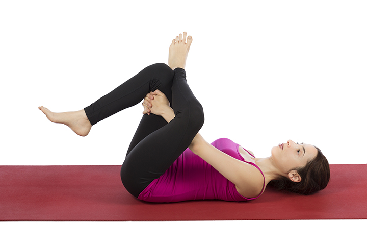 reclining pigeon pose for runners