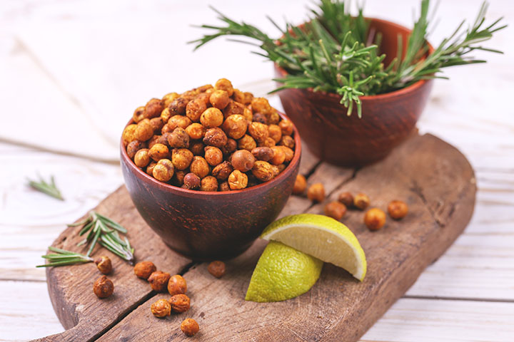 roasted chickpeas weight loss