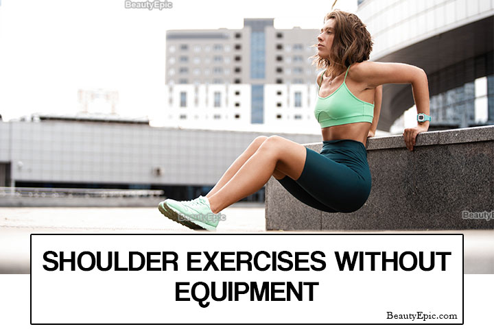 7 Best Shoulder Exercises Without Equipment You Can Do Anywhere