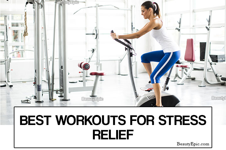 6 Best Workouts for Stress Relief